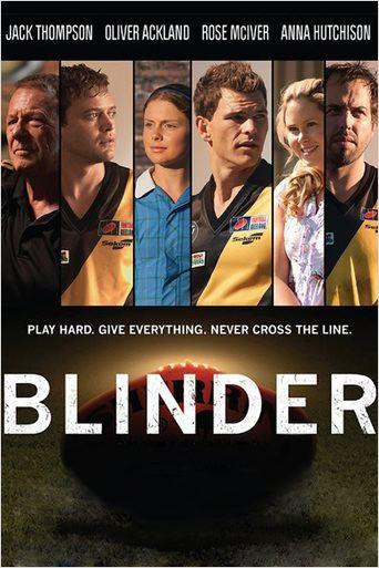 affiche du film Blinder