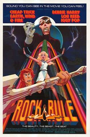 affiche du film Rock & Rule