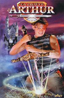 affiche du film La Quête d'Arthur