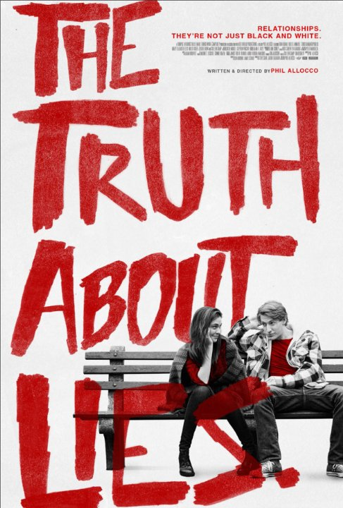 affiche du film The Truth About Lies