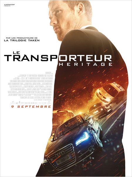 affiche du film Le Transporteur : Héritage