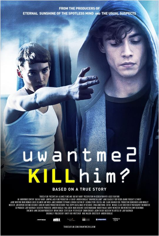 affiche du film You Want Me to Kill Him?