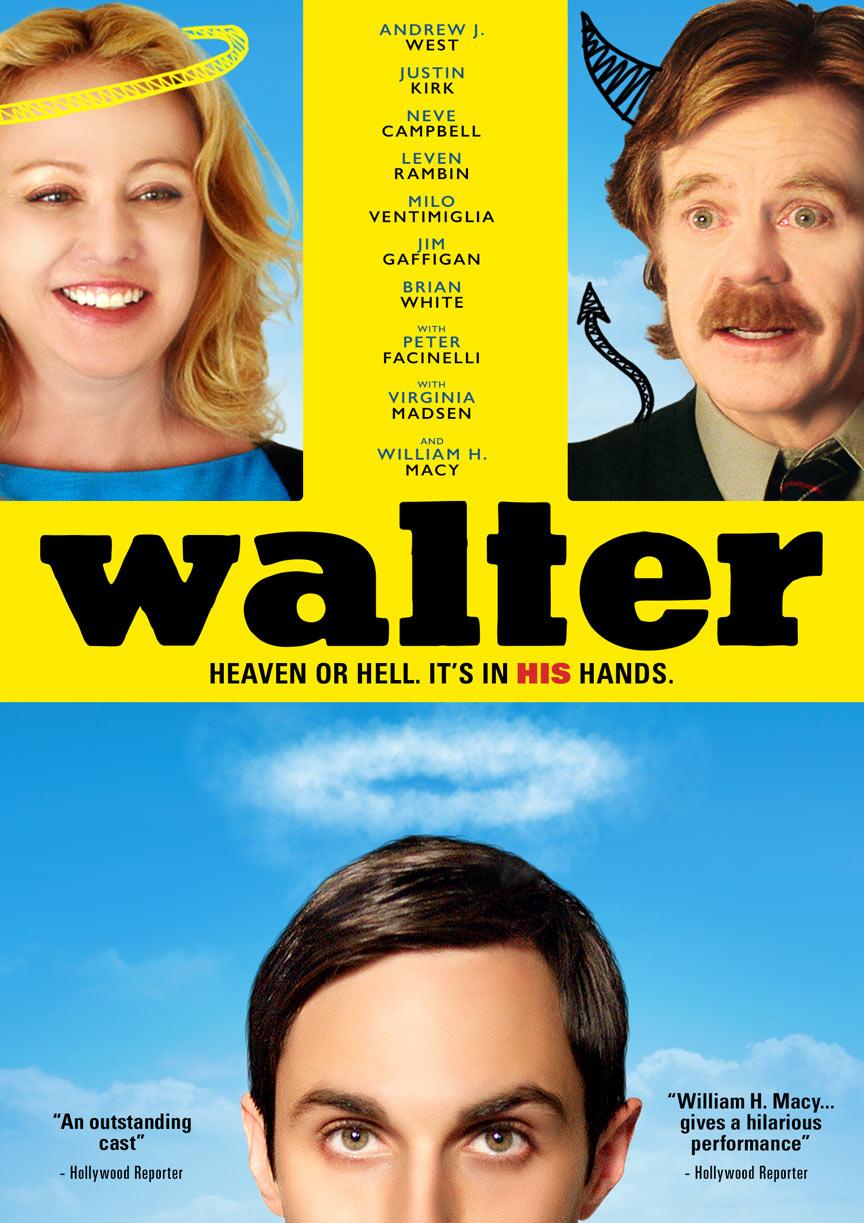affiche du film Walter (2015)