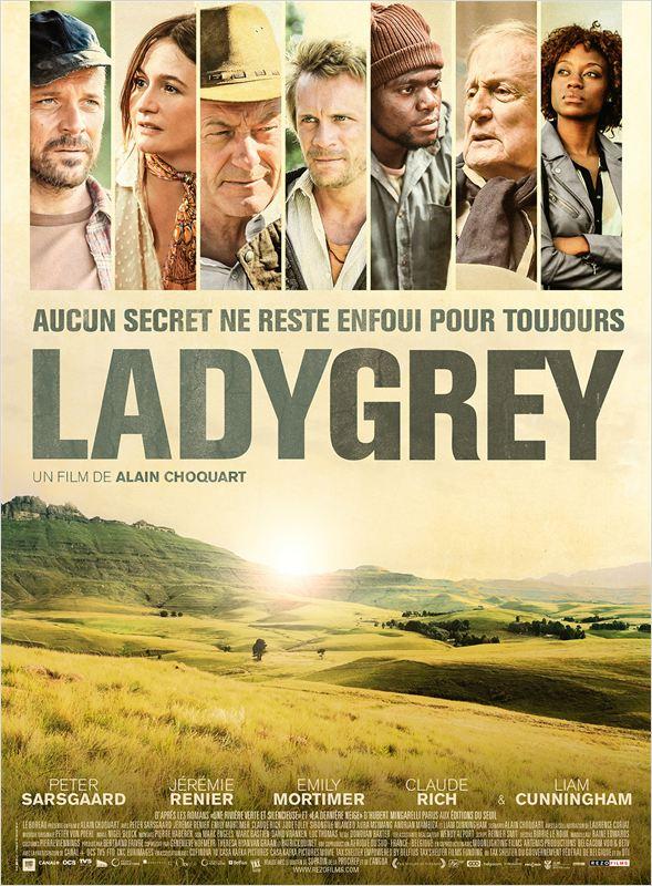 affiche du film Ladygrey