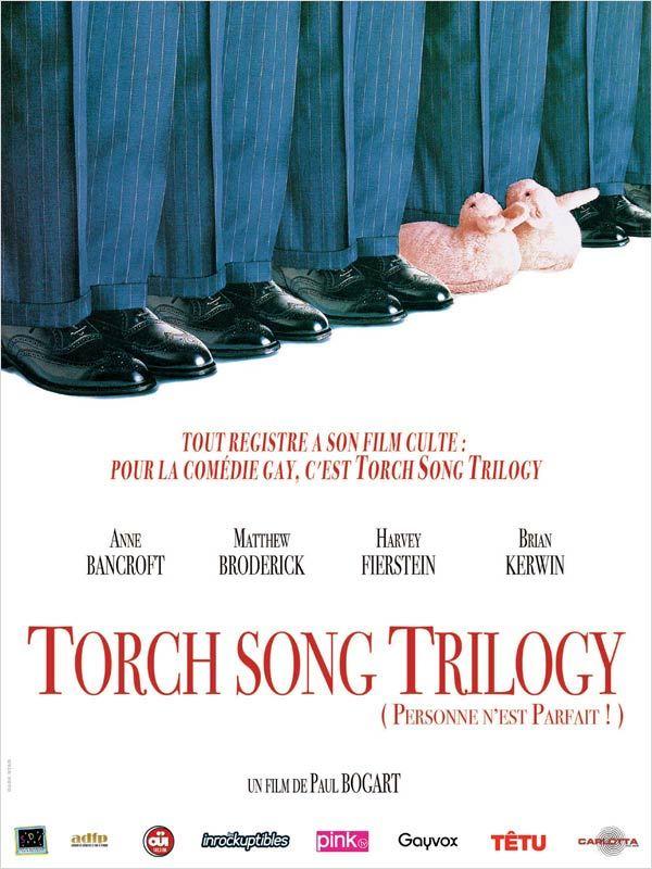 affiche du film Torch Song Trilogy
