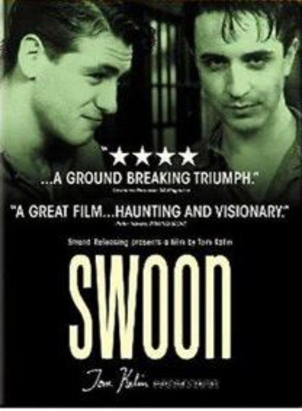 affiche du film Swoon