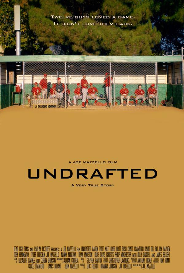 affiche du film Undrafted
