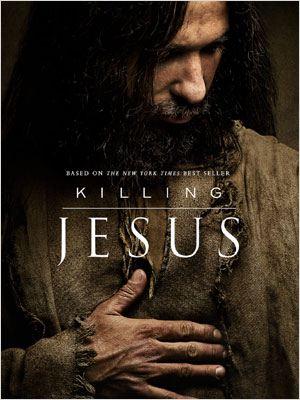 affiche du film Killing Jesus