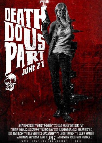 affiche du film Death Do Us Part