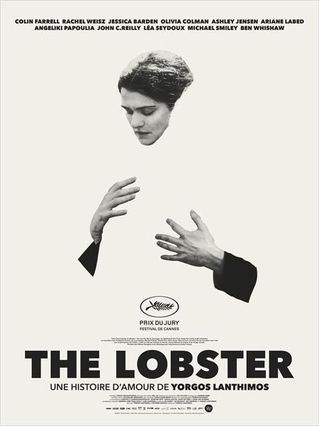 affiche du film The Lobster