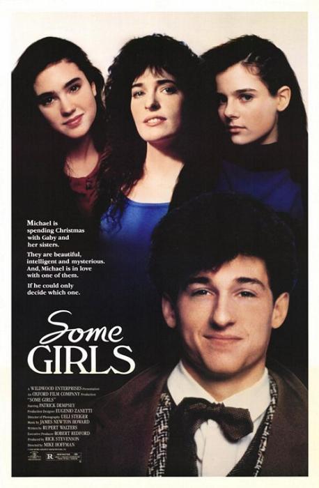 affiche du film Some Girls