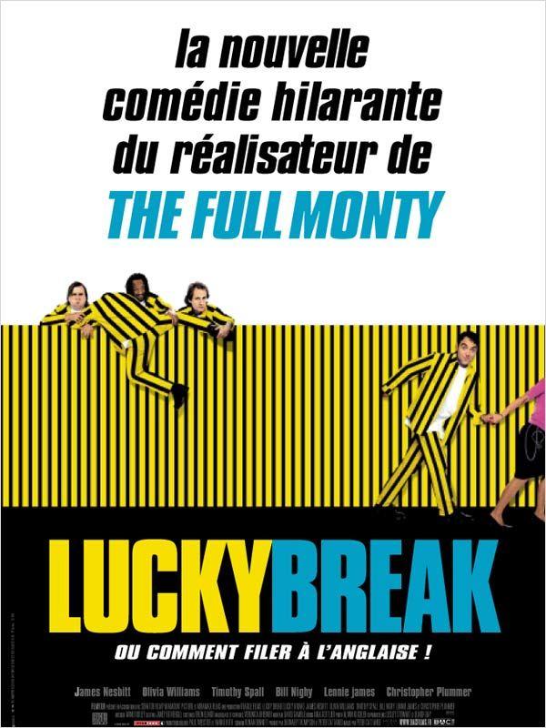 affiche du film Lucky Break
