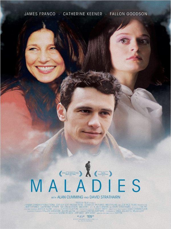 affiche du film Maladies