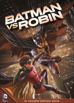 affiche du film Batman et la conspiration des hiboux