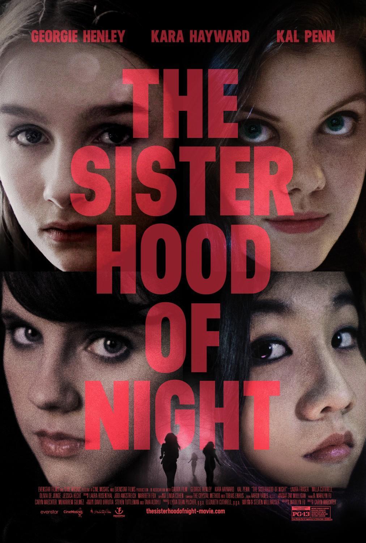 affiche du film The Sisterhood of Night