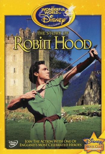 affiche du film Robin des Bois et ses joyeux compagnons
