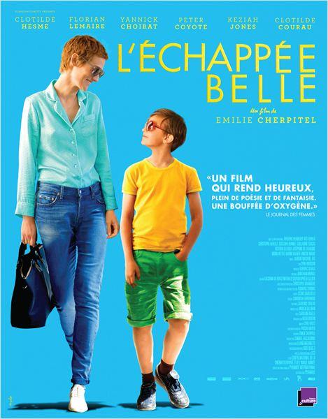 affiche du film L'échappée Belle