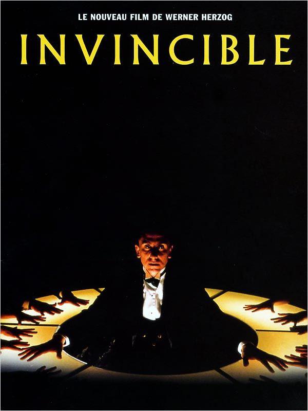 affiche du film Invincible