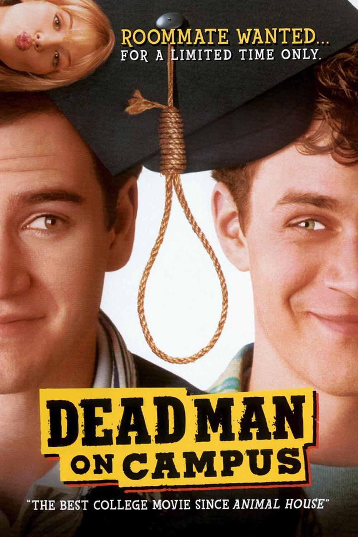 affiche du film Un cadavre sur le campus