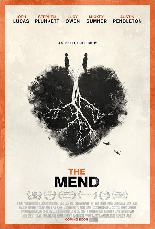 affiche du film The Mend