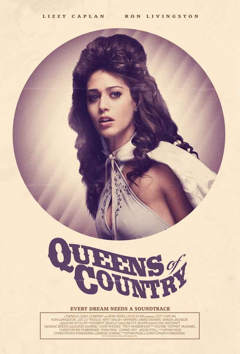 affiche du film Queens of Country