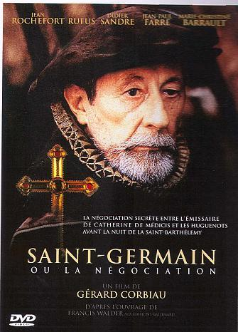 affiche du film Saint-Germain ou la Négociation (TV)