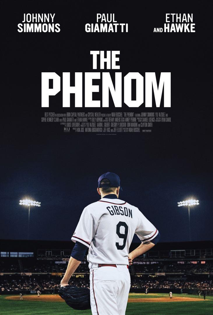 affiche du film The Phenom