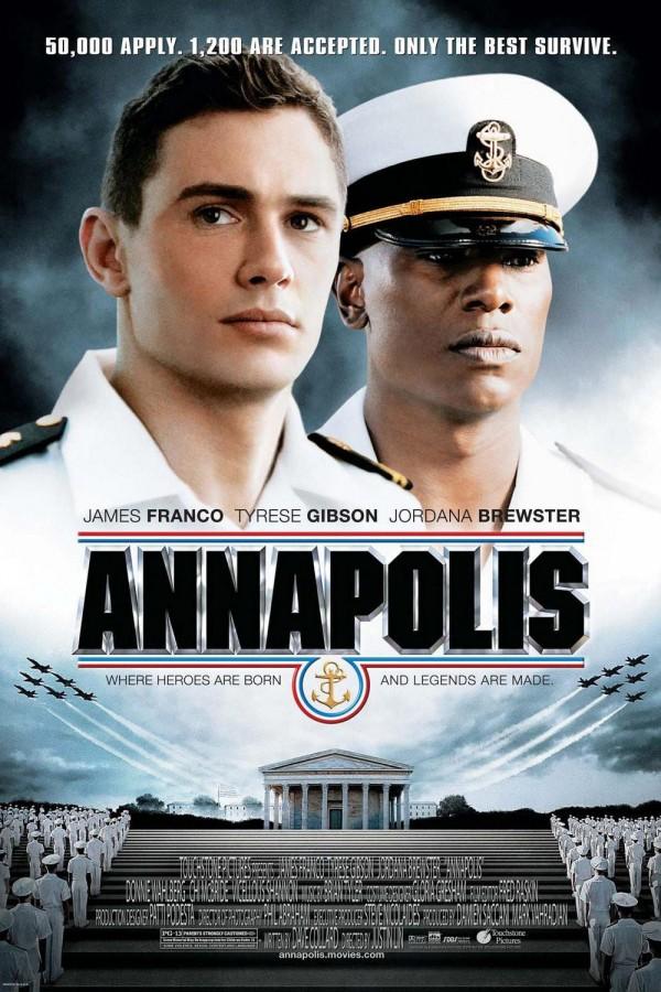 affiche du film Annapolis