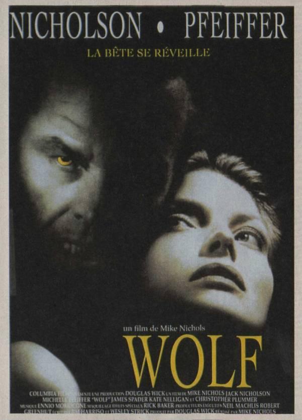affiche du film Wolf (1994)