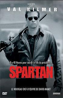 affiche du film Spartan
