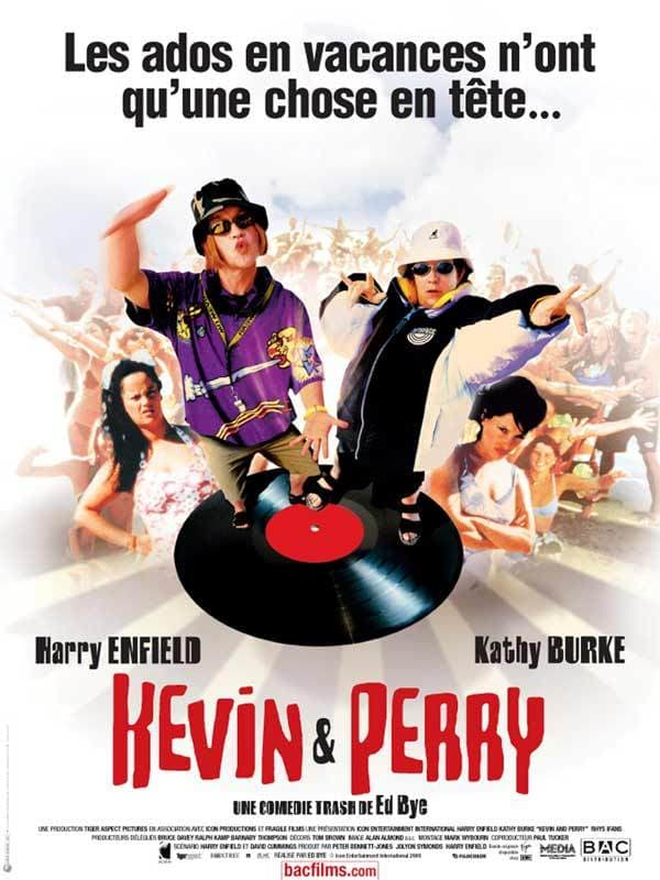 affiche du film Kevin & Perry