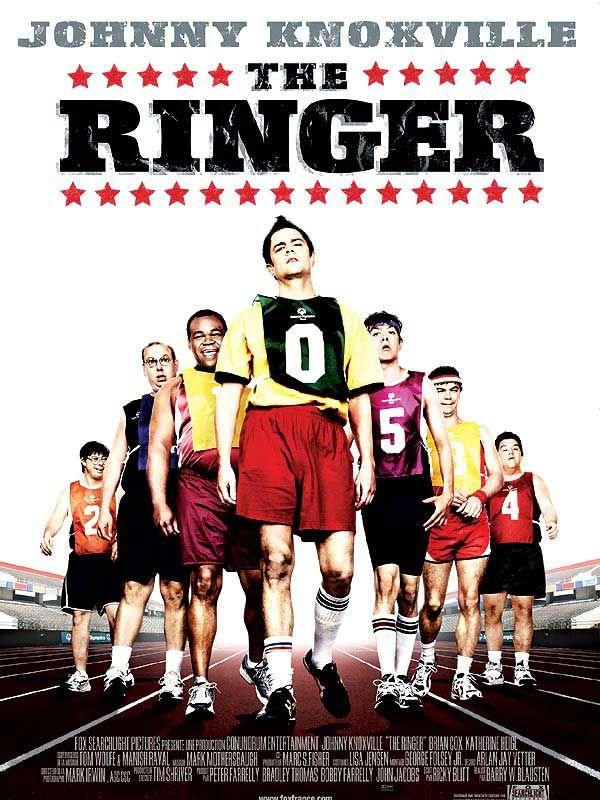 affiche du film The Ringer