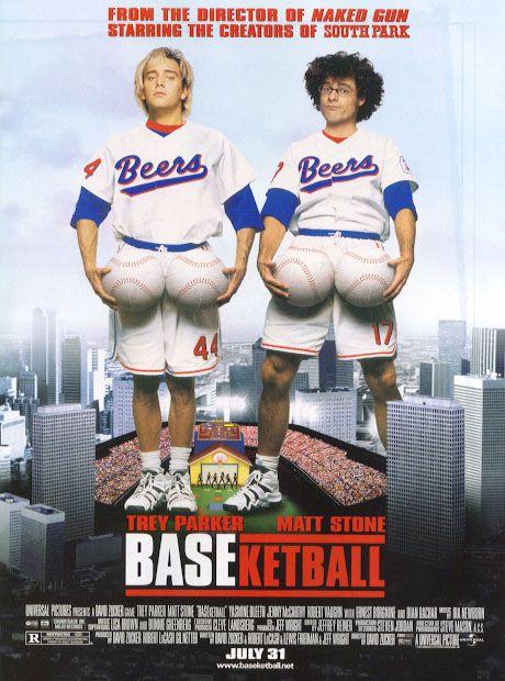 affiche du film BASEketball