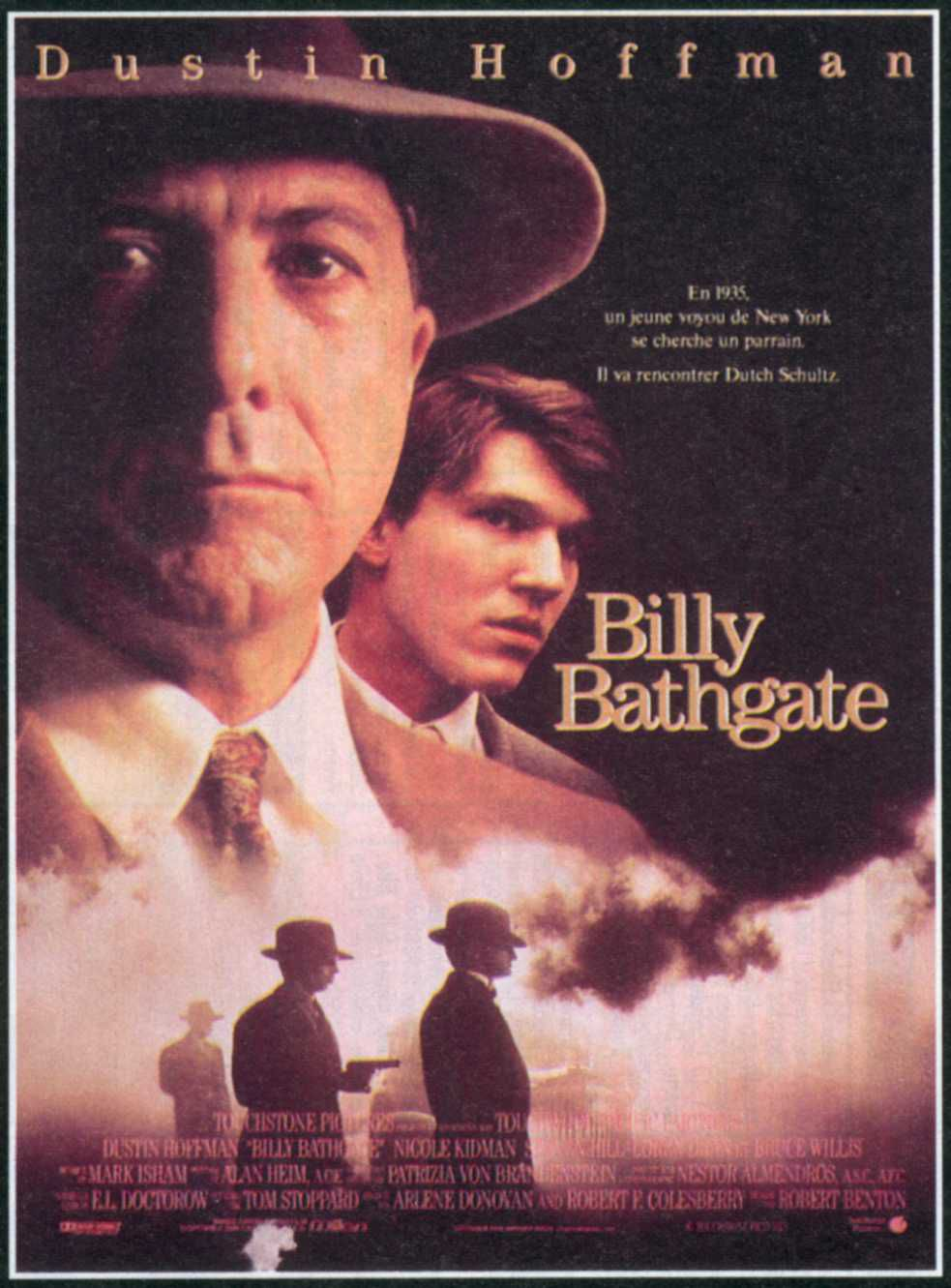 affiche du film Billy Bathgate