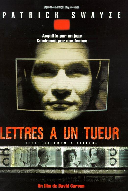 affiche du film Lettres à un tueur