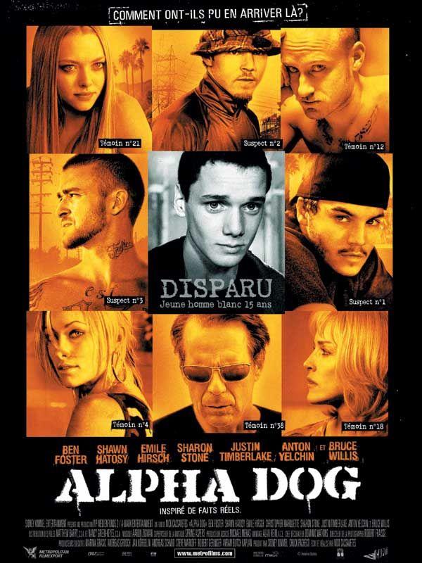 affiche du film Alpha Dog
