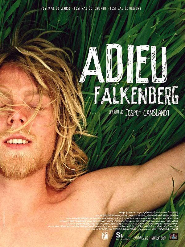 affiche du film Adieu Falkenberg