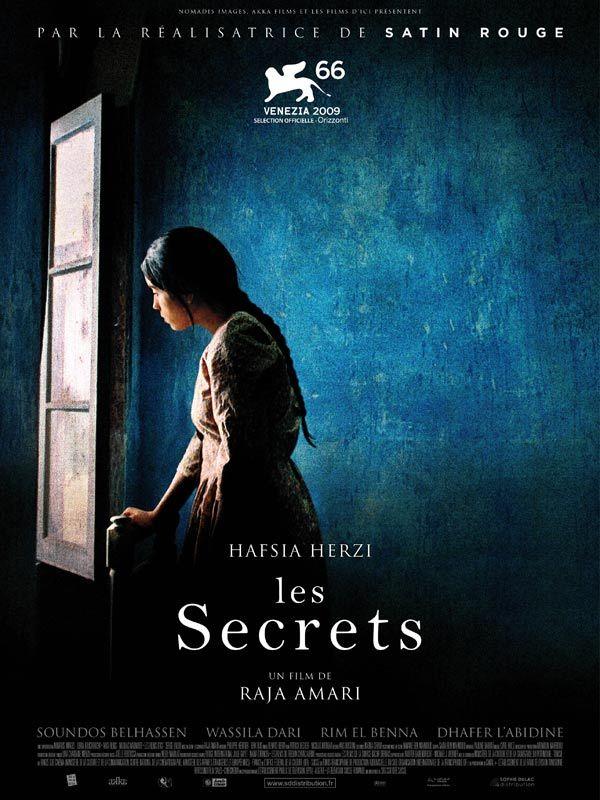 affiche du film Les secrets
