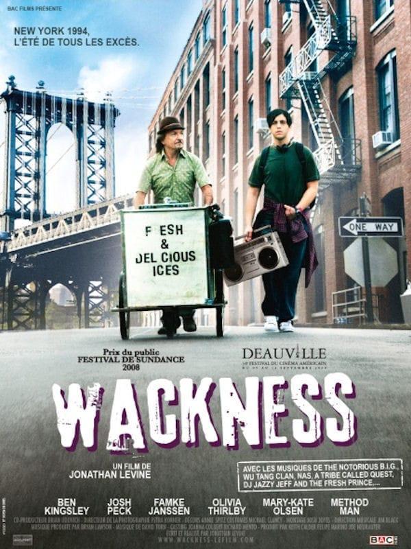 affiche du film Wackness