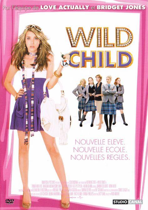 affiche du film Wild Child