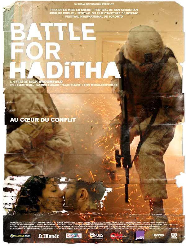 affiche du film Battle For Haditha