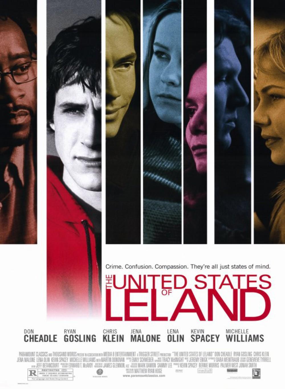 affiche du film The United States of Leland