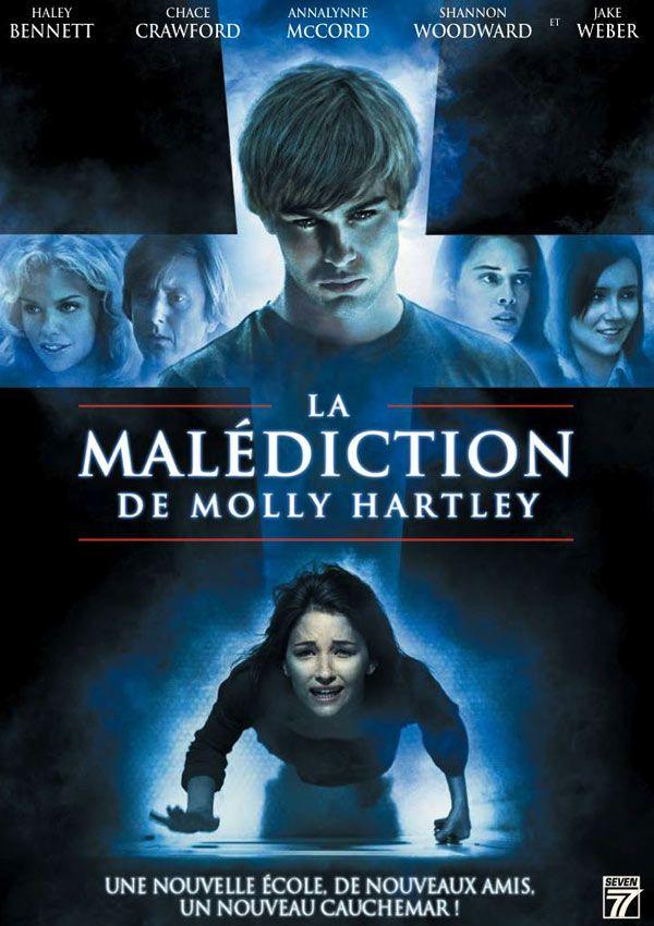 affiche du film La malédiction de Molly Hartley