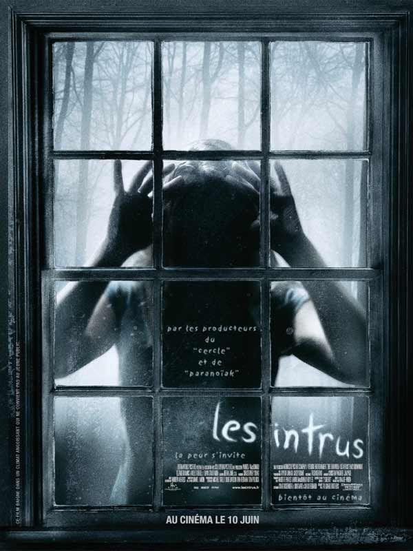 affiche du film Les Intrus