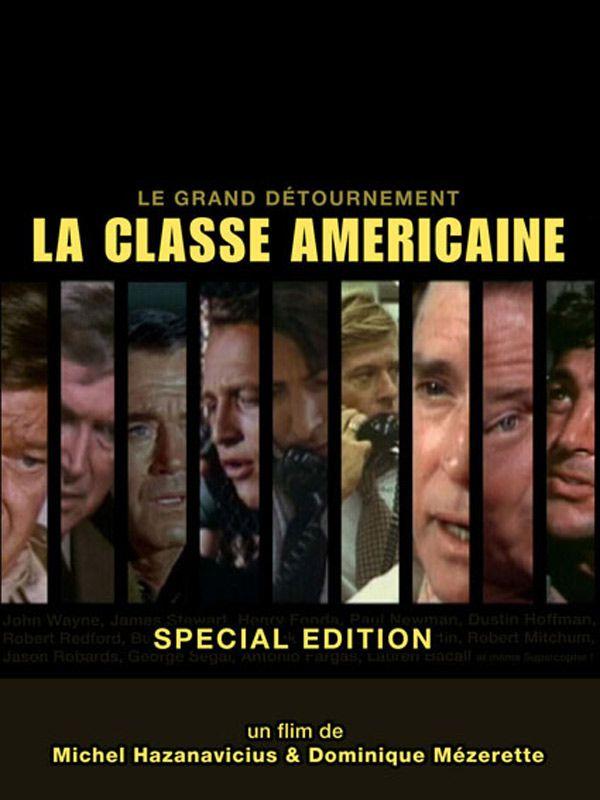 affiche du film La classe américaine (TV)