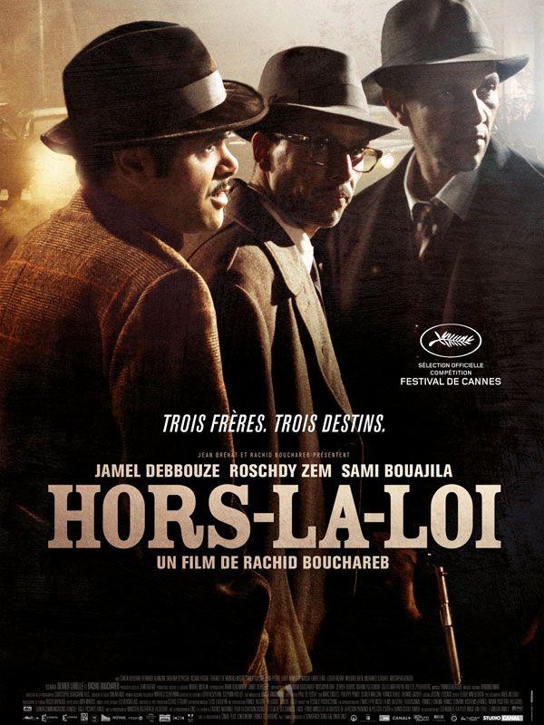 affiche du film Hors la loi (2010)