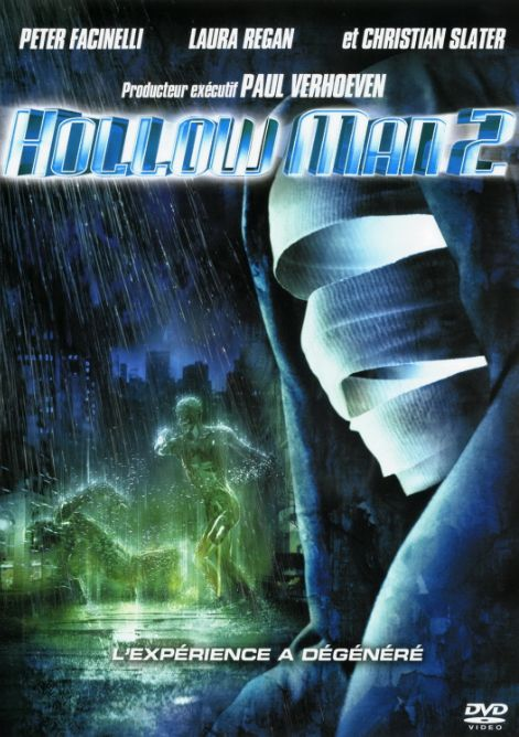 affiche du film Hollow Man II