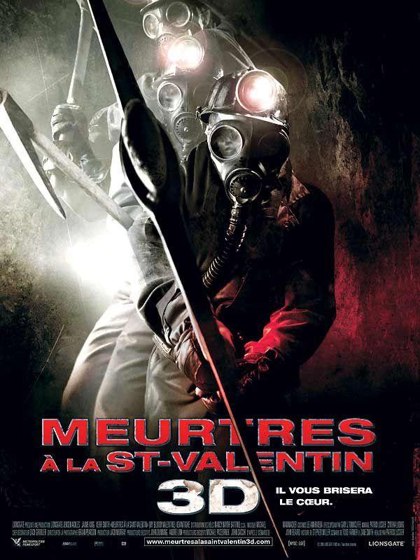 affiche du film Meurtres à la Saint Valentin (2009)