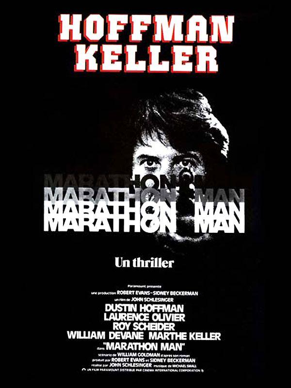 affiche du film Marathon Man