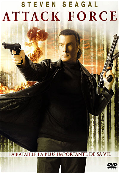affiche du film Attack Force
